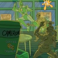 Bug Slugger: Cricket Army #1 (review)