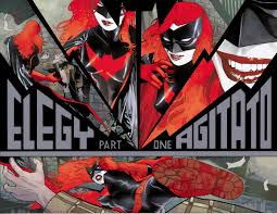 Image result for batwoman elegy JH williams III