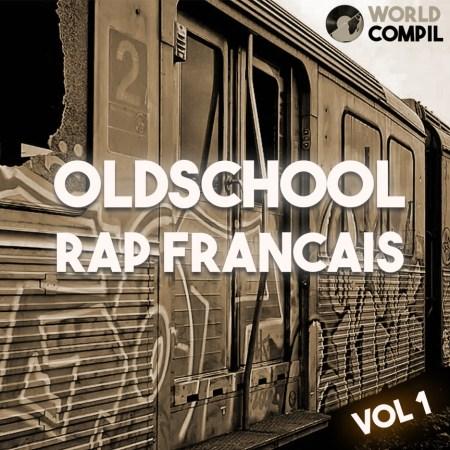Old school rap français vol 1