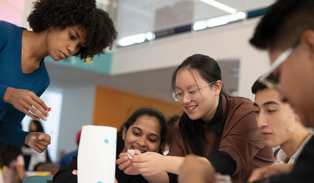 Best Entrepreneurship School Says U.S. News ·
