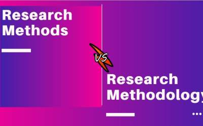 7 Key Differences between Research Method and Research Methodology
