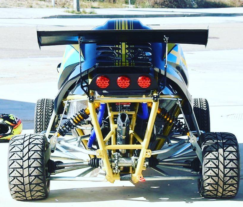 amortiguadores speedcar