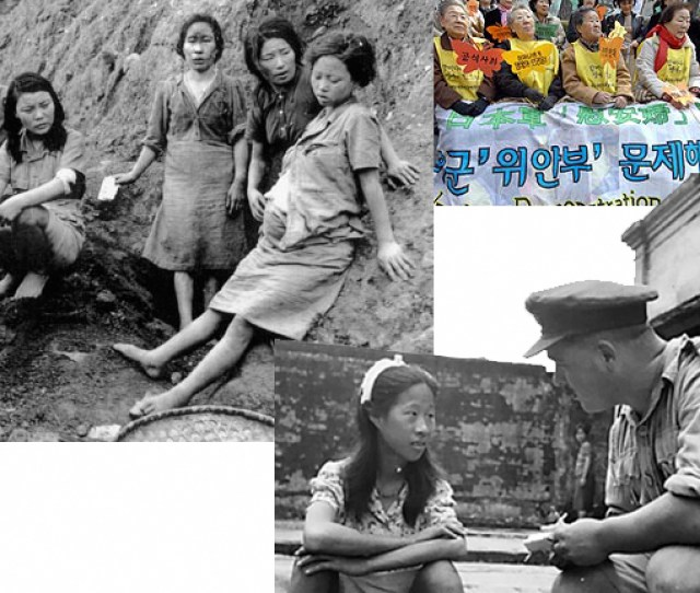 Surviving Wwii Comfort Women In Japanese Armys Comfort Battalions