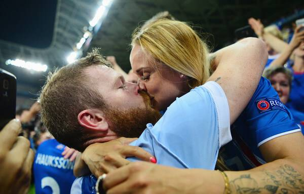 Iceland Captain Aron Gunnarsson Has a Crazy Hot Girlfriend