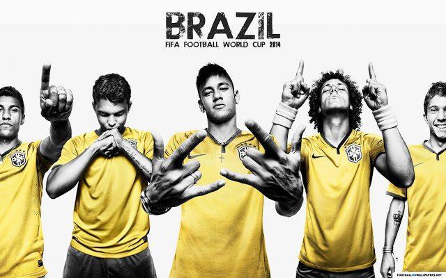 Brazil World Cup 2018 Wallpaper
