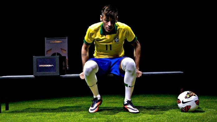 Neymar 2018 Brazil World Cup Wallpaper