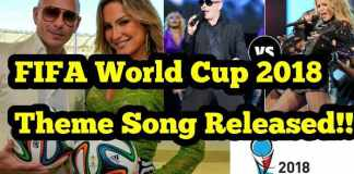 FIFA World Cup 2018 Theme Song
