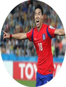Lee Jeong-hyeop is a South Korean footballer who plays as striker for Busan IPark in the K League 2