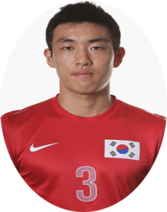 Yun Suk-young is a South Korean footballer who plays as a left-back and is currently playing for Kashiwa Reysol in the J1 League.