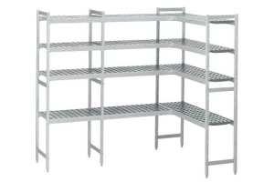 commercial steel shelf
