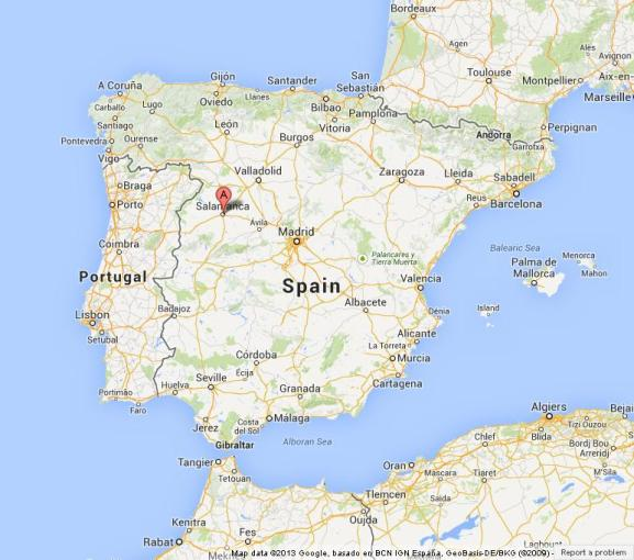 how to travel by train from london to spain madrid barcelona interactive map click on a destination for train times fares from the uk paradores spain