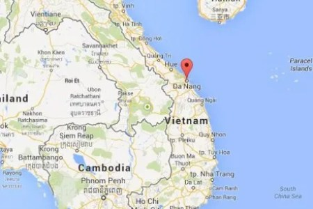 Full Image Wallpapers » map of vietnam cities   HD Images
