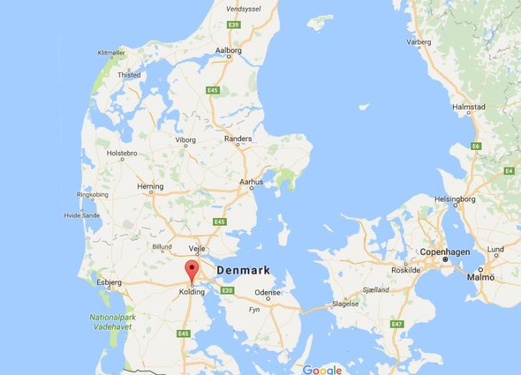 esbjerg location on the denmark map » Another Maps [Get Maps on HD ...
