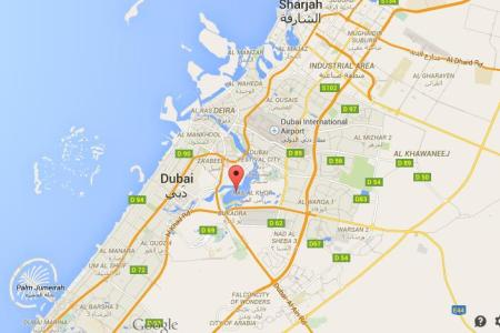dubai map image » Another Maps [Get Maps on HD]   Full HD Another Maps