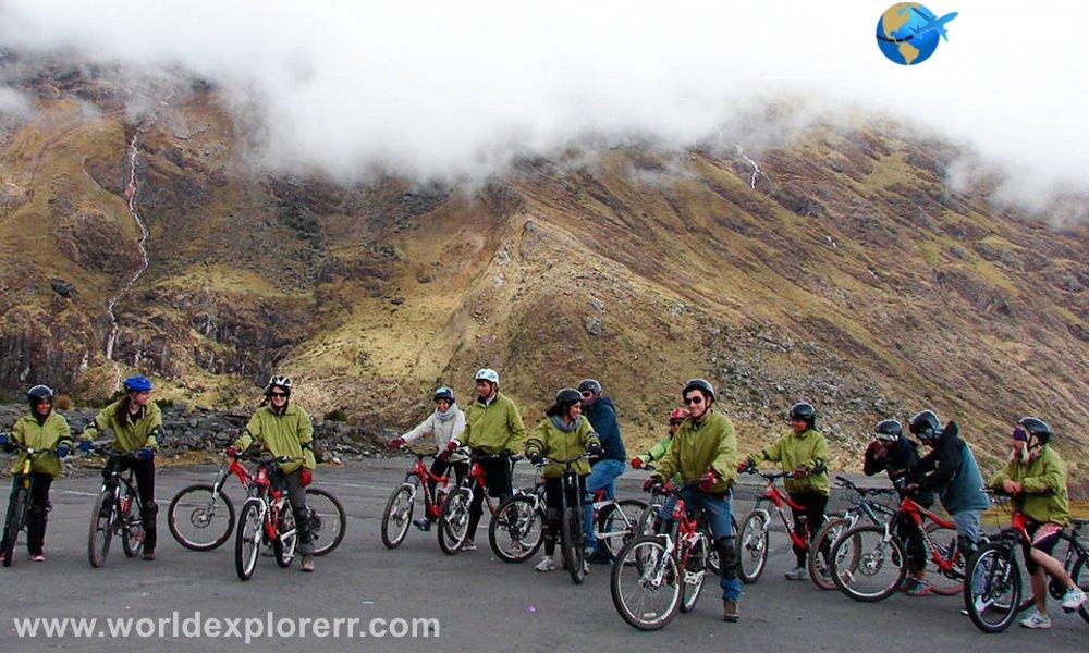 Inca Jungle 4 Dias, El tour es una de las mejores después del Camino del Inca, una ruta que combina bicicleteada, con caminata, Inca jungle Tour, Inca Jungle trek, Inca Jungle.