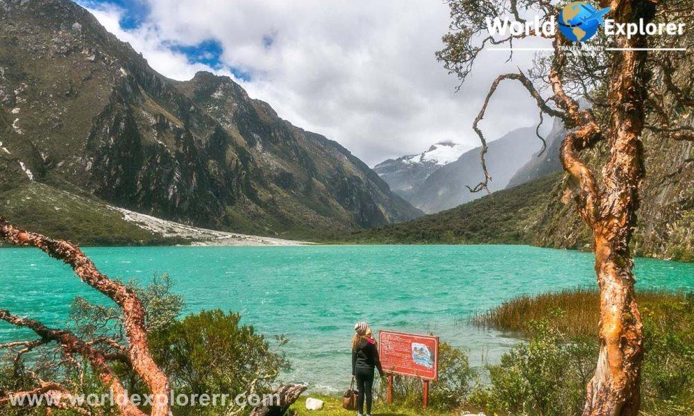 Excursión completa a la laguna de llanganuco 1 Dia paquete de 1 dia a la hermosa laguna de llanganuco. Paseo en Bote en el lago de llanganuco. Cotiza ahora tu paquete.