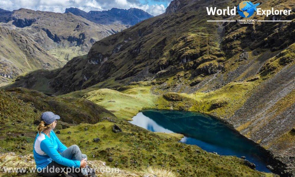 Lares Trek 4 días , Vive una aventura por la Caminata por Lares a Machu Picchu. 4 días y 3 noches de paisajes increíbles, campamentos.