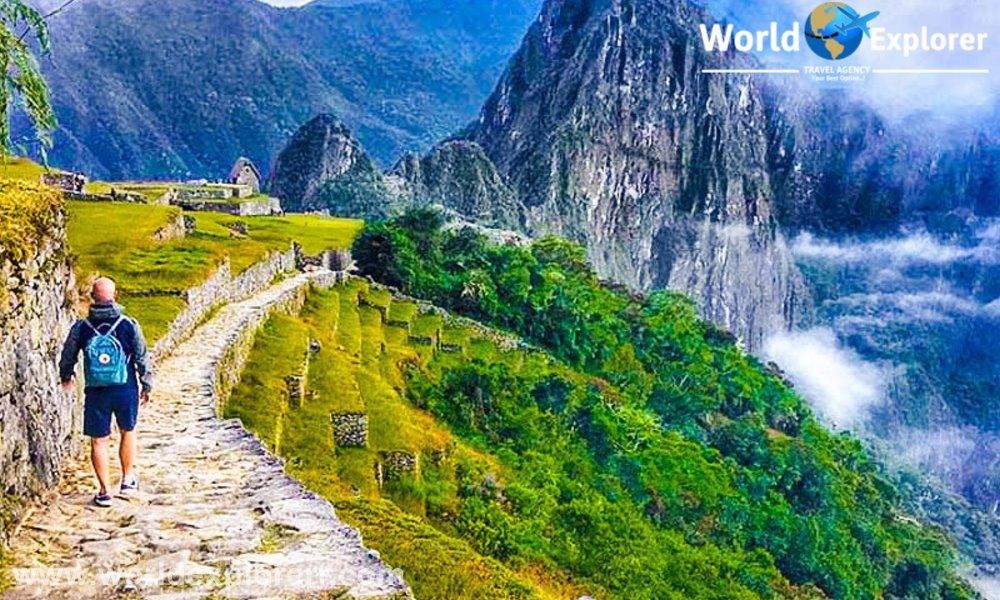 El Camino Inca 2 dias te llevará a explorar en un corto tiempo parte del camino inca clasico a Machu Picchu, este es un tour perfecto para personas con poco ...
