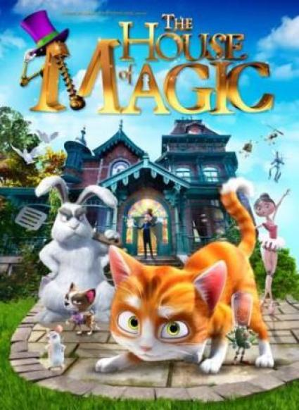 The House of Magic (2013)