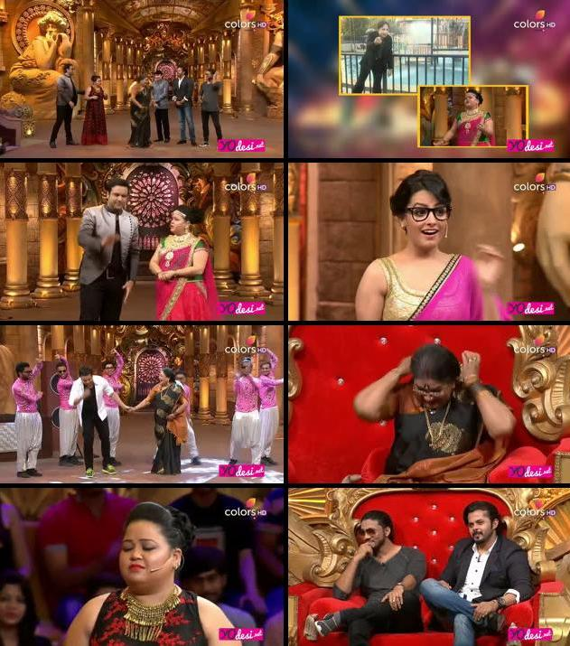 Comedy Nights Bachao 18 June 2016 HDTV 480p