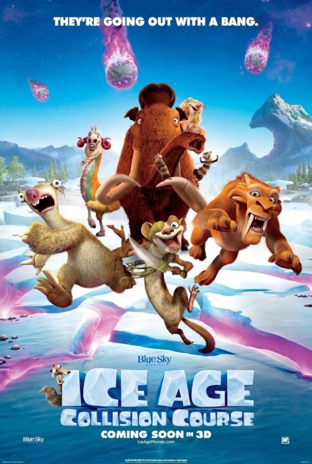 Ice Age Collision Course (2016) English DVDRIp 400MB-7