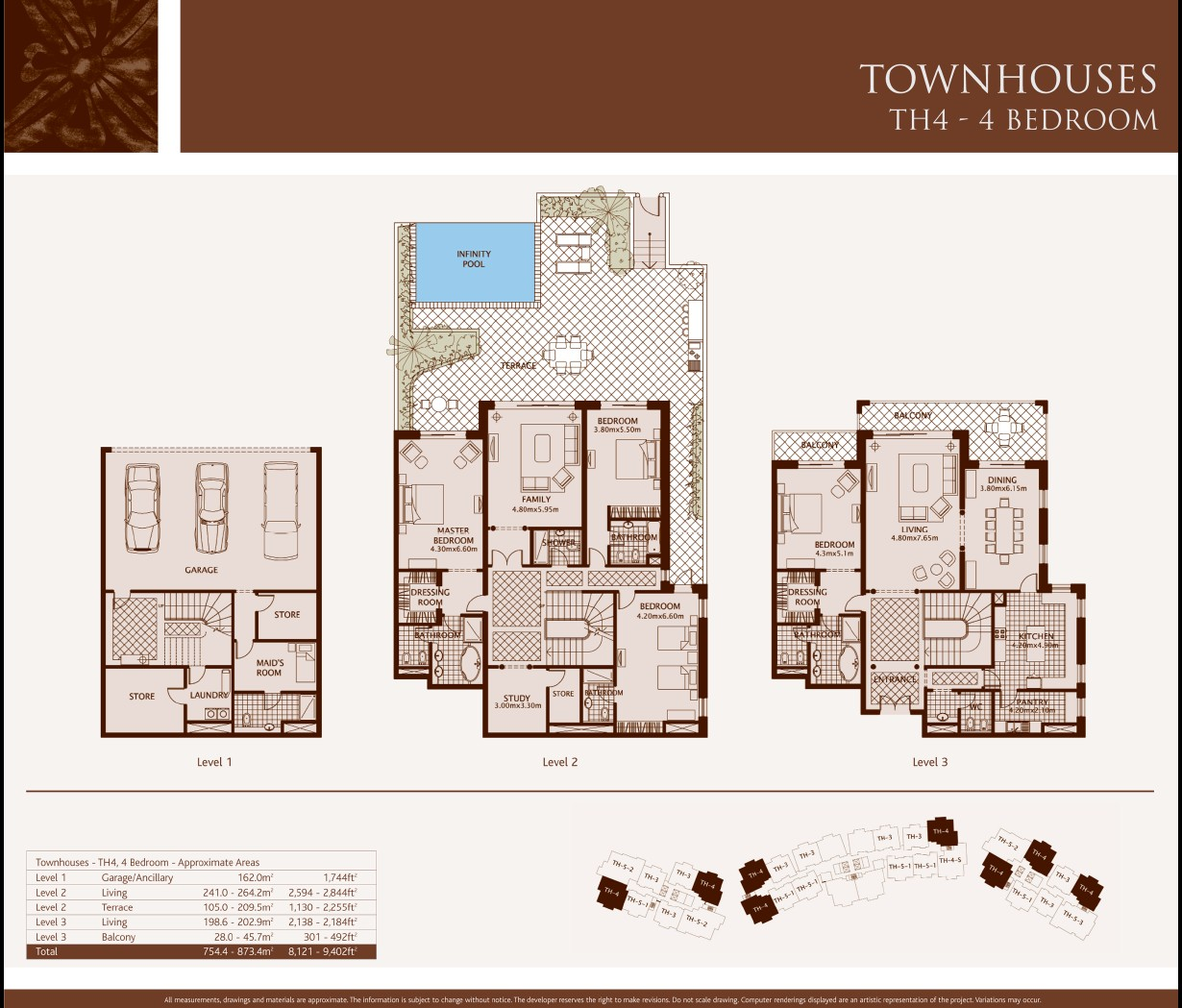Best Graphic Of Four Bedroom Townhomes