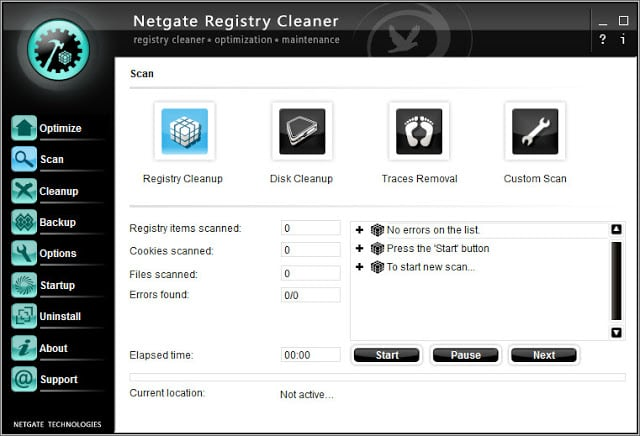 NETGATE Registry Cleaner 18 crack download
