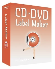 RonyaSoft CD DVD Label Maker 3.2.14
