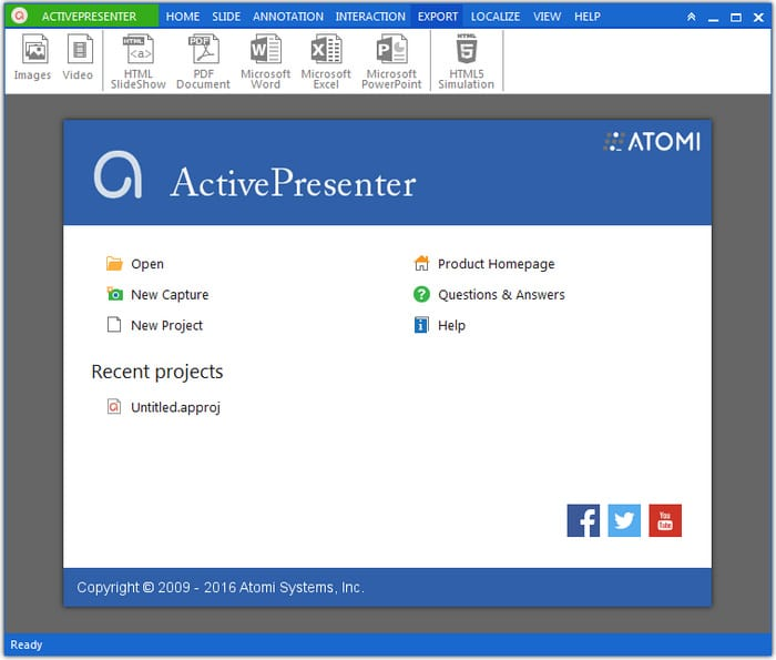 ActivePresenter Professional Edition 6.1.4