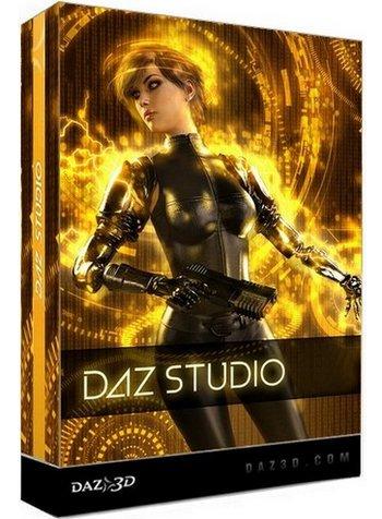 DAZ Studio Pro 4.10.0.123
