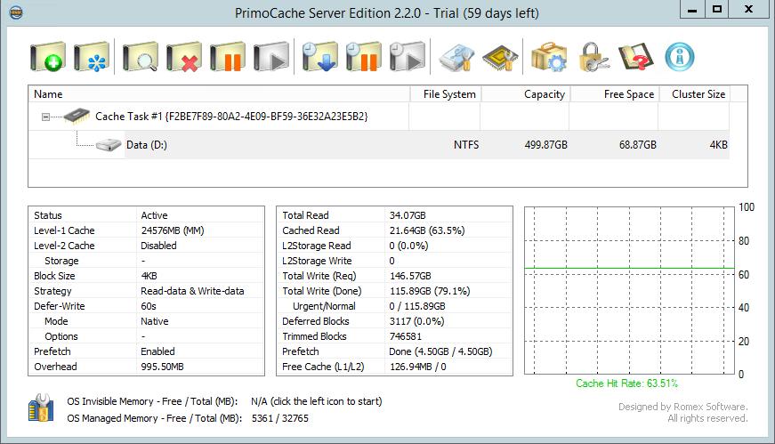 PrimoCache Desktop Edition 2.7.3