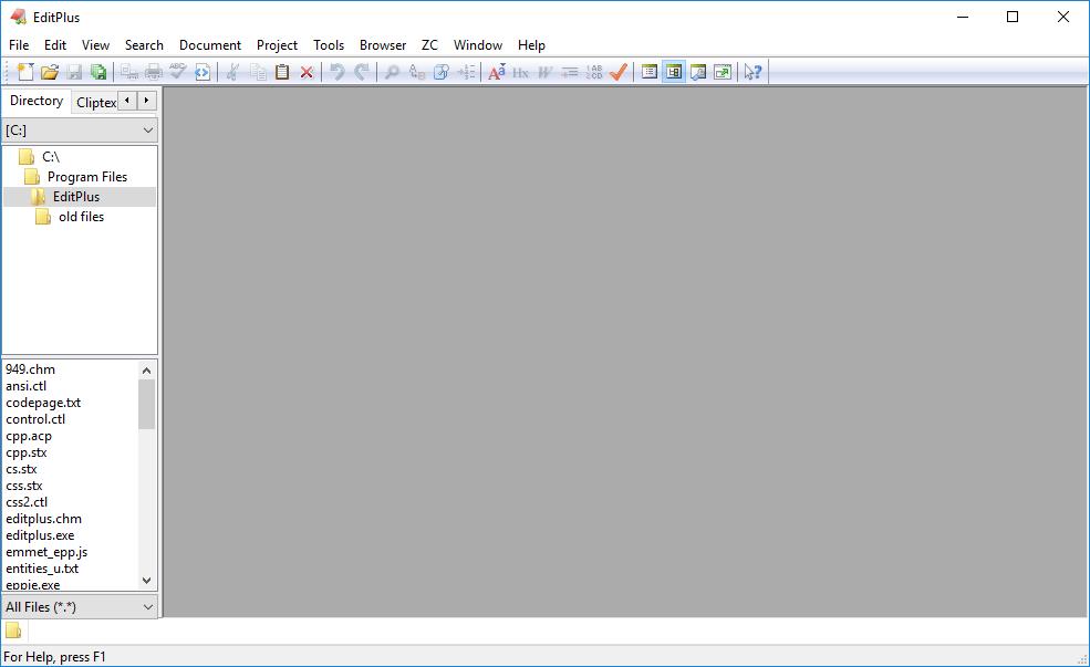 ES-Computing EditPlus v4.3.2515
