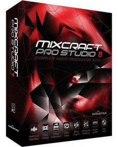 Acoustica Mixcraft Pro Studio 8.1 Build 412