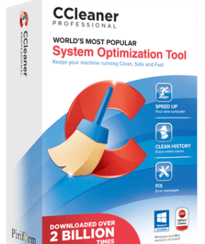 CCleaner 5.41.6446 All Edition crack download