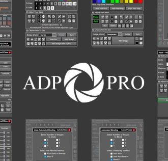 ADP Pro 3.1 for Adobe Photoshop