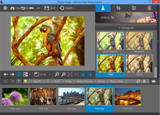 InPixio Photo Editor 8. crack download