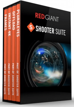 Red Giant Shooter Suite 13 crack download