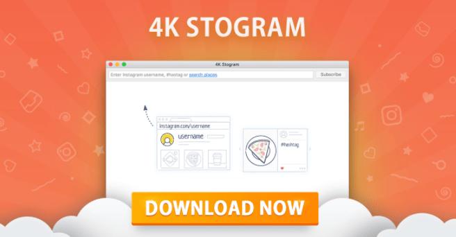 4K Stogram 2.6.10. free download