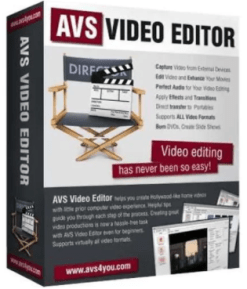 AVS Video Editor 8 crack download