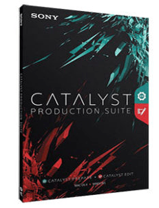 Sony Catalyst Production Suite 2018 crack download