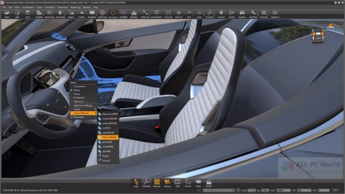 Autodesk VRED Design 2018 for Mac Download Free