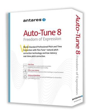 Antares Autotune 8 Free Download For Mac