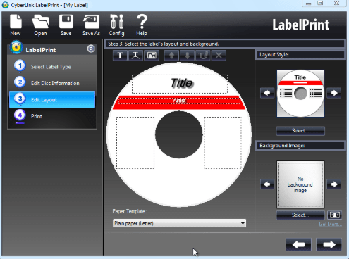 CyberLink LabelPrint 2.5 crack download