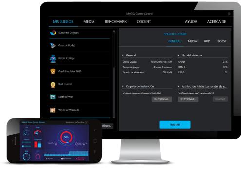 MAGIX Game Control 2.3. crack download