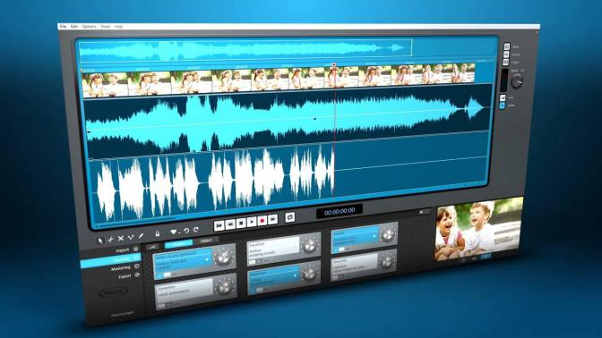 MAGIX Video Sound Cleaning Lab 22.2.0.53