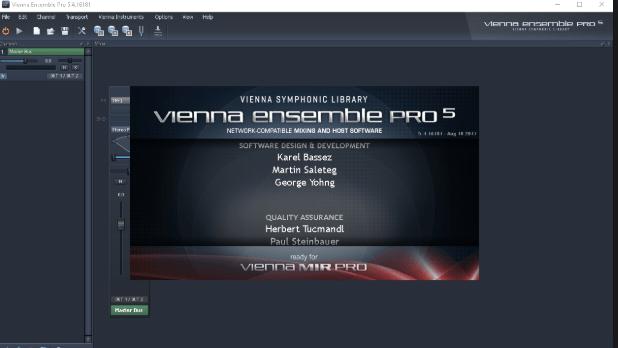 VSL Vienna Ensemble Pro 5.4. free download