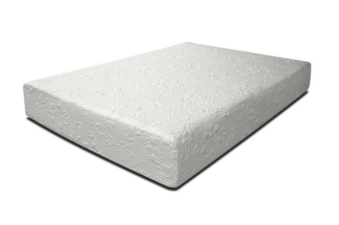 8 Gel Memory Foam King Size Mattress Only