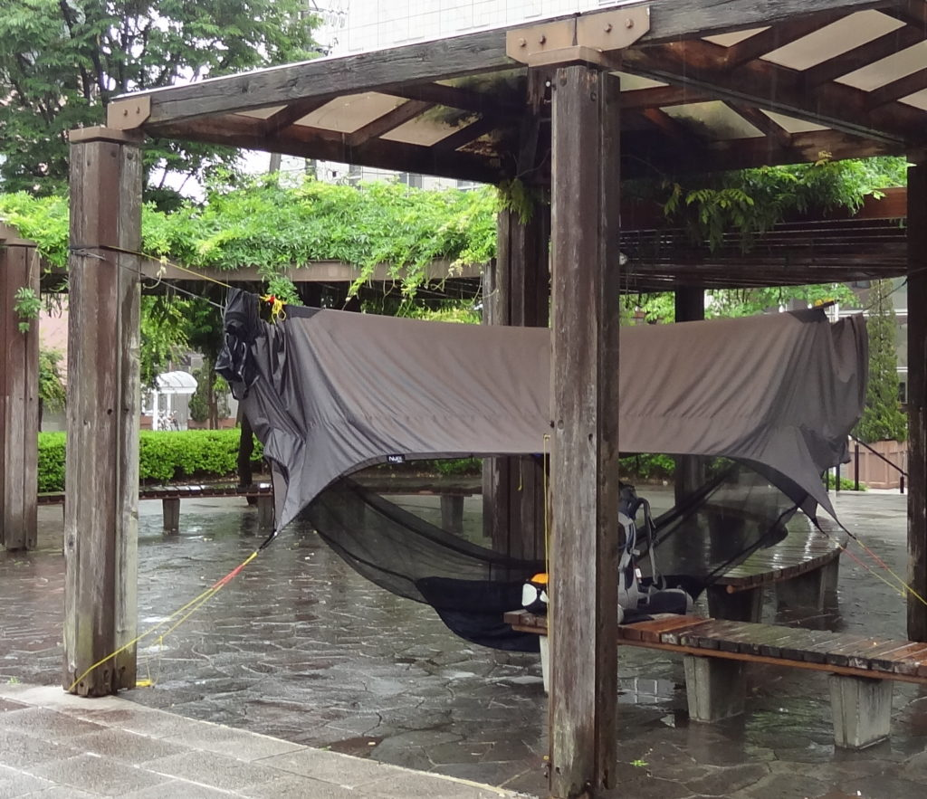 Hammock And Shelter Review