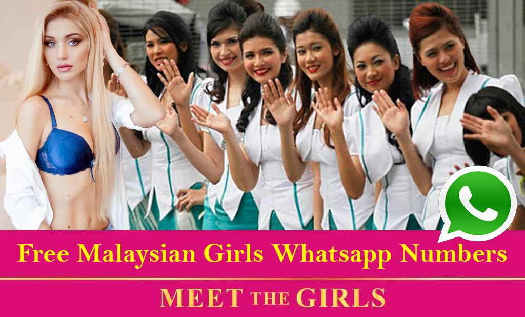 Malaysian Girls Whatsapp Numbers For Chat And Friendship | Malasia Lady Mobile Number List