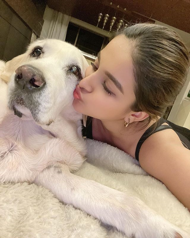Nidhhi Agerwal Stay home share pics instagram